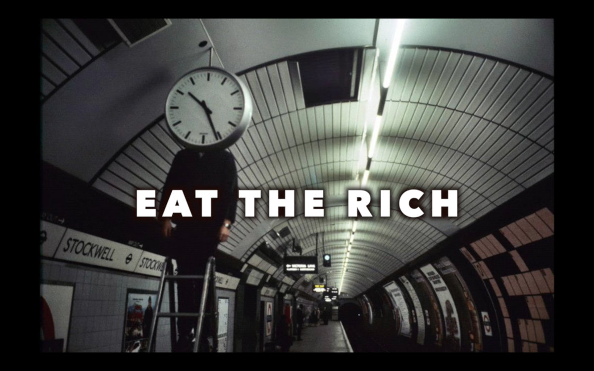 eat the rich - paragraphs album artwork
