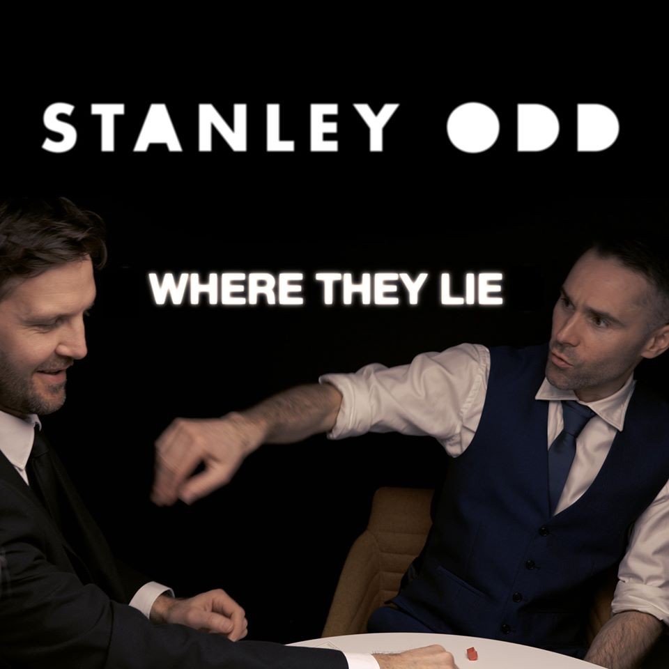 Highly Recommended Track Of Any Day!  'Where They Lie' By StanleyOdd