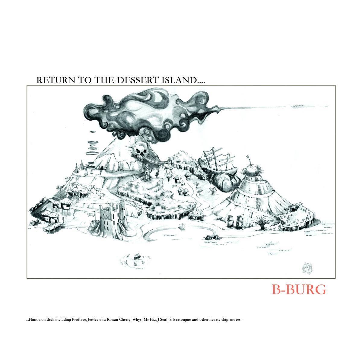 B-Burg – Return To The Dessert Island – AlbumHighlight.