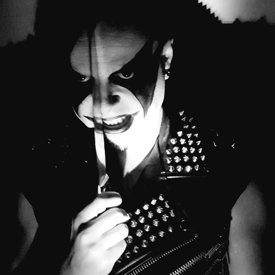 DIY metal king Serotonin stares into the MasonicAbyss