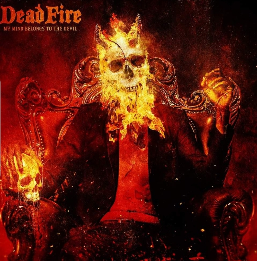 DeadFire -'My Mind Belongs To The Devil' Ep Review.